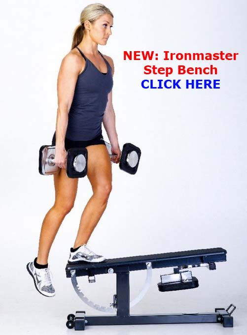 ironmaster step bench