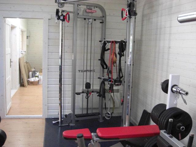 john austin gym