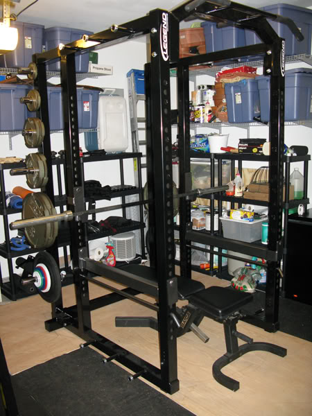Legend Fitness Power Cage