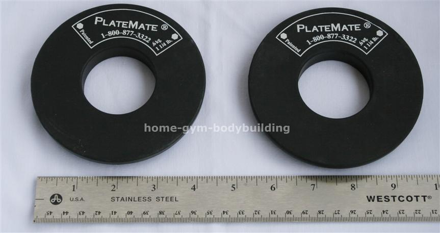 platemates micro loading weight plates