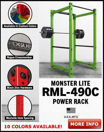 rogue power rack