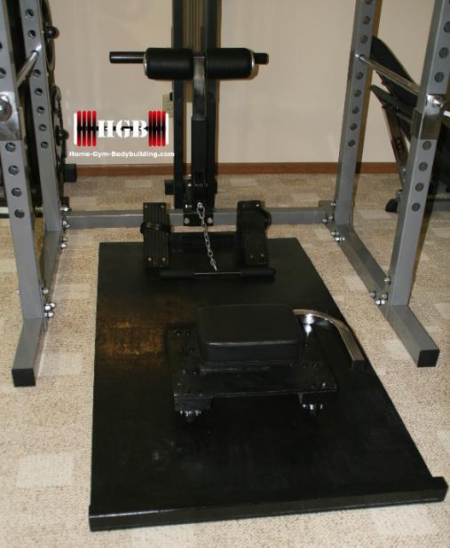 homemade rowing machine